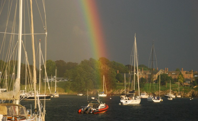 end of the rainbow newport